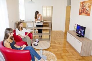Slika smještaj dnevna soba