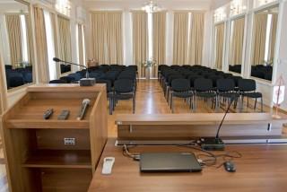 Slika unutarnji prostor za konferencije