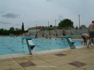 Slika bazen grad Lipik