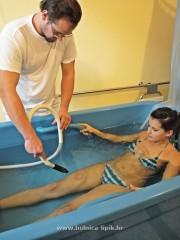 Slika Podvodna masaža s termomineralnom vodom